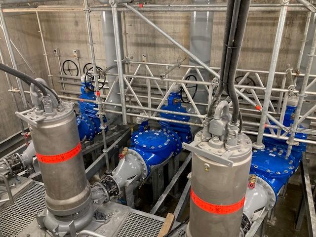 Glendowie Pump Station